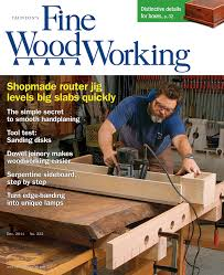 level big slabs in no time flat finewoodworking