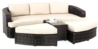 rattan sleeper sofa wicker sleeper sofa hospitality rattan palm upholstered rattan