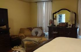 Bedroom Without Dresser by Greensboro Interior Design Window Treatments Greensboro Custom