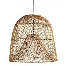 Pendant Fishing Light Cb2 Nassa Basket Pendant Light Pendant Lighting Lights And Barn