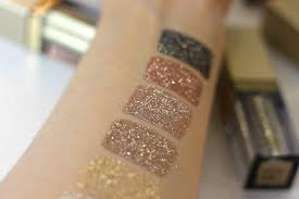 and glow stila magnificent metals glitter and glow liquid eyeshadow