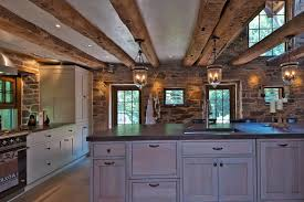 carversville kitchen with starmark cabinetry niece lumber