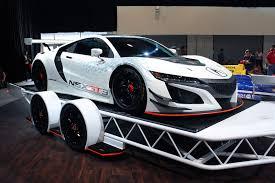 sema 2016 acura nsx gt3 hitches a ride to sema autoguide com news
