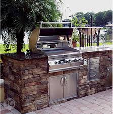 ultimate backyard bbq backyard kitchen construction and outdoor grill store just