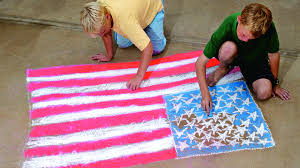 patriotic memorial day crafts for kids