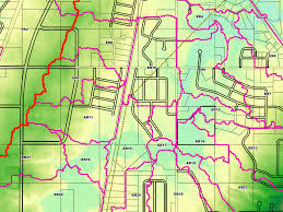 Gis Map Geographic Information Systems Gis U0026 Mapping Robert E Lee