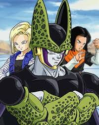 android 18 and cell dolan mullins roronoazro on