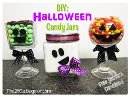 Halloween Candy Jars by The290ss October 2012
