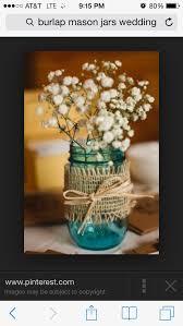 Mason Jar Wedding Decorations The 25 Best Mason Jar Hydrangea Ideas On Pinterest Gold Glitter