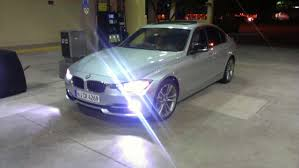 bmw 328i lights anyone running hid s in the fogs yet