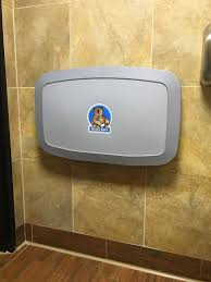 Diaper Changing Table by Diaper Changing In Public