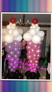 balloon delivery pittsburgh 15 best bouquet balloon images on balloon decorations