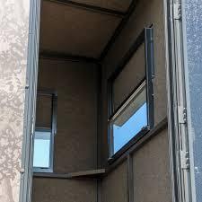 sliding deer blind windows probrains org