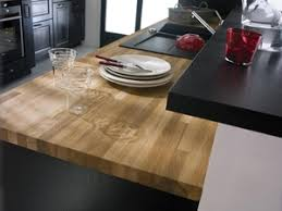 cuisine plan de travail bois massif prix plan de travail bois massif meuble et déco