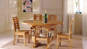 furniture solid wood dining room table and chairs stunning all