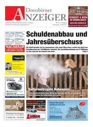 esszimmer hã ngele dornbirner anzeiger 20 by regionalzeitungs gmbh issuu
