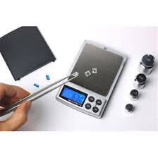 lcd display electronic digital jewelry pocket scales balance 500g