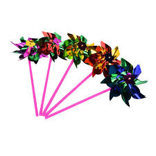 colorful windmill diy garden windmill colorful wind spinner small