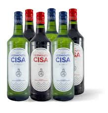 vermouth 6 pack vermouth cisa red