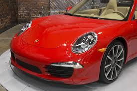 convertible porsche red 2014 porsche 911 carrera cabriolet pdk