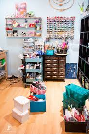 Jennifer Mcguire Craft Room - 1087 best craft rooms craft organizing craft storage images on