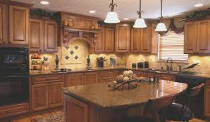 kitchen simple clean wood kitchen cabinets design decorating