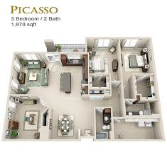 apartments with 3 bedrooms 3 bedroom luxury apartments photos and video wylielauderhouse com