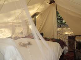 Wall Tent by Glamping On The River Luxury Wall Tent In Dubois Close To