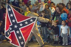 Battle Flag Of The Confederacy Christmas Parade Confederate Flag Fallout Continues Roanoke News