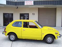 vintage honda civic vehicles