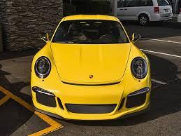 yellow porsche is this porsche 911 r being sold for 1 million