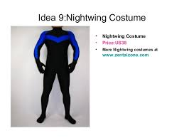 Halloween Costumes Nightwing 2013 Halloween Costume Ideas