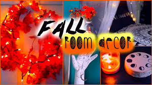 diy fall room decor inspired youtube