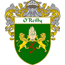 reilly coat of arms namegameshop