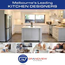 Kitchen Designs Melbourne Grandview Kitchens Down The Road