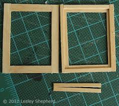 Glass For Kitchen Cabinets Doors by Add Opening Glass Front Cabinets To A Dollhouse Miniature Kitchen