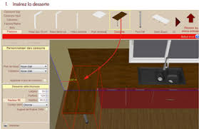 logiciel de cuisine créez votre cuisine alinéa avec le logiciel cuisine 3d gratuit