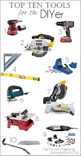 A S Top 10 Must by Gift Guide For Do It Yourselfers 10 Must Tools For Any Diyer