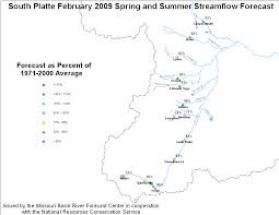Upper Colorado Water Supply Outlook April 1 2009 Nws Missouri River Basin Pleasant Hill Mo
