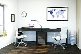 Home Office Furniture For Two 2 Person Office Furniture Home Office Workstation Ideas Office