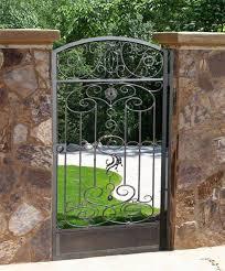 garden gates wrought iron ornamental iron estate gates