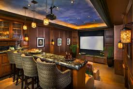 perfect home theater trophy oceanfront estate in carlsbad ca homes of the rich