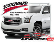 front end car u0026 truck bras for gmc yukon ebay