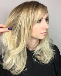 long layered haircuts over 40 40 cute and effortless long layered haircuts with bangs blonde
