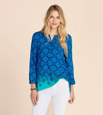 turquoise blouse s tops hatley us