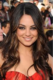 light brown highlights on dark hair dark brown hair with highlights and lowlights popular long