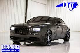 roll royce phantom custom rolls royce u2014 dreamworks motorsports