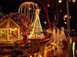 eksterior decorations modern christmas outdoor lights ideas with