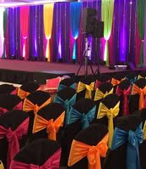 indian wedding decorators in atlanta ga food stations setup at vandana s mehndi decor at global mall by