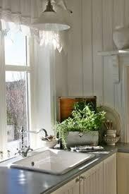 Shabby Chic Kitchen Lighting by Vintage White Shabby Chic Kitchen Dining Room Hutch Cabinet